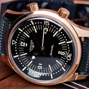 Longines Legend Diver Limited Edition for Poland