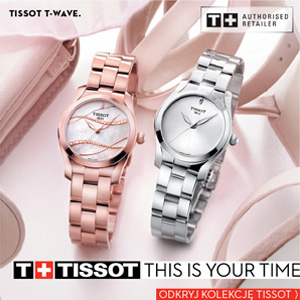 Tissot T-Wave to dobry prezent
