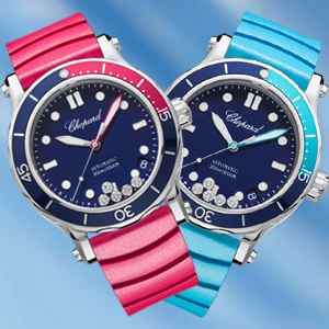 Chopard i nowy Happy Sport Ocean