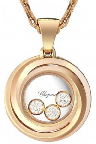 Chopard Happy Diamonds Emotions 799216-5001