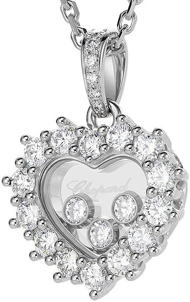 Chopard Happy Diamonds Wisiorek 799510-1001