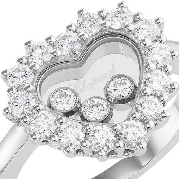 Chopard Happy Diamonds Pierścionek 829510-1010