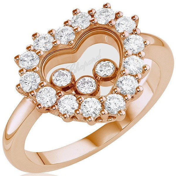 Chopard Happy Diamonds Pierścionek 829510-5010