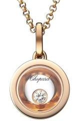 Chopard Happy Diamonds Wisiorek 797771-5001