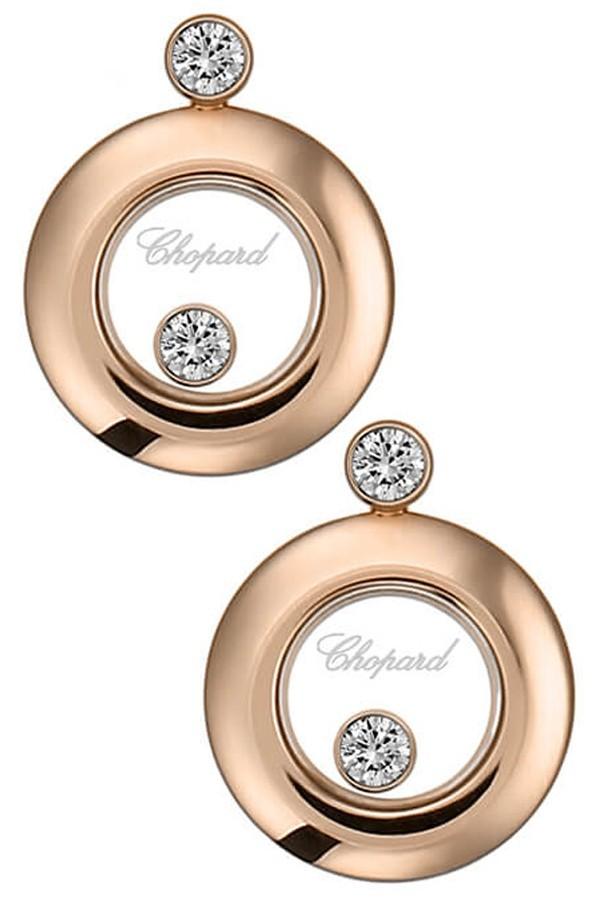 Chopard Happy Diamonds Kolczyki 833957-5201