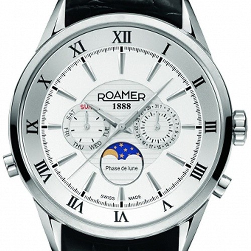 Roamer Superior Moonphase 508821 41 13 05