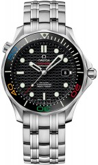 Omega Seamaster Diver 300M Professional Rio 2016 522.30.41.20.01.001