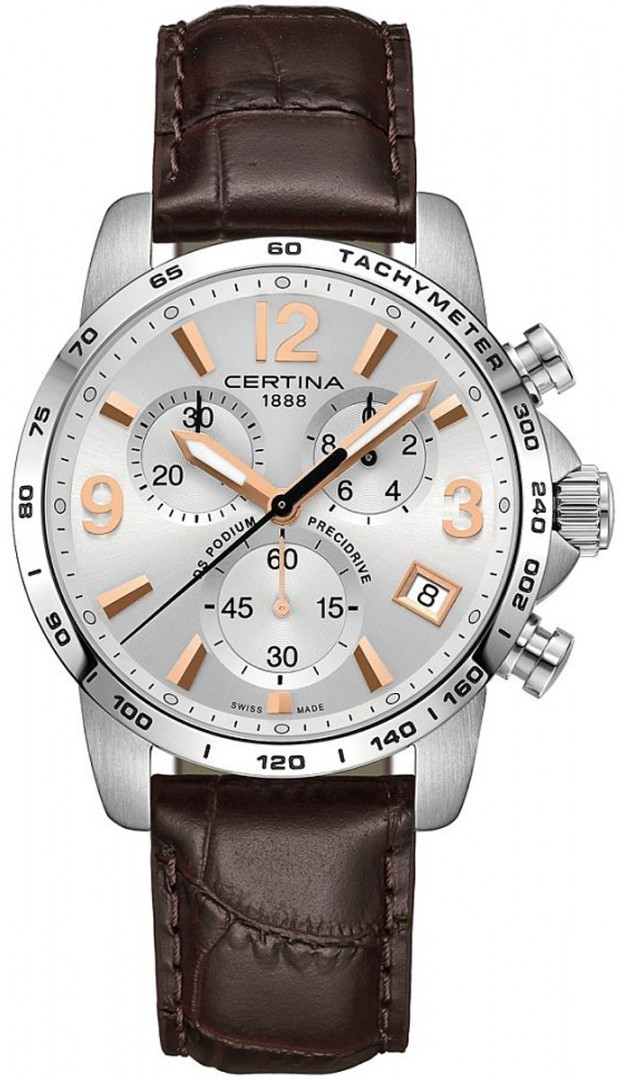 Certina DS Podium Precidrive C034.417.16.037.01