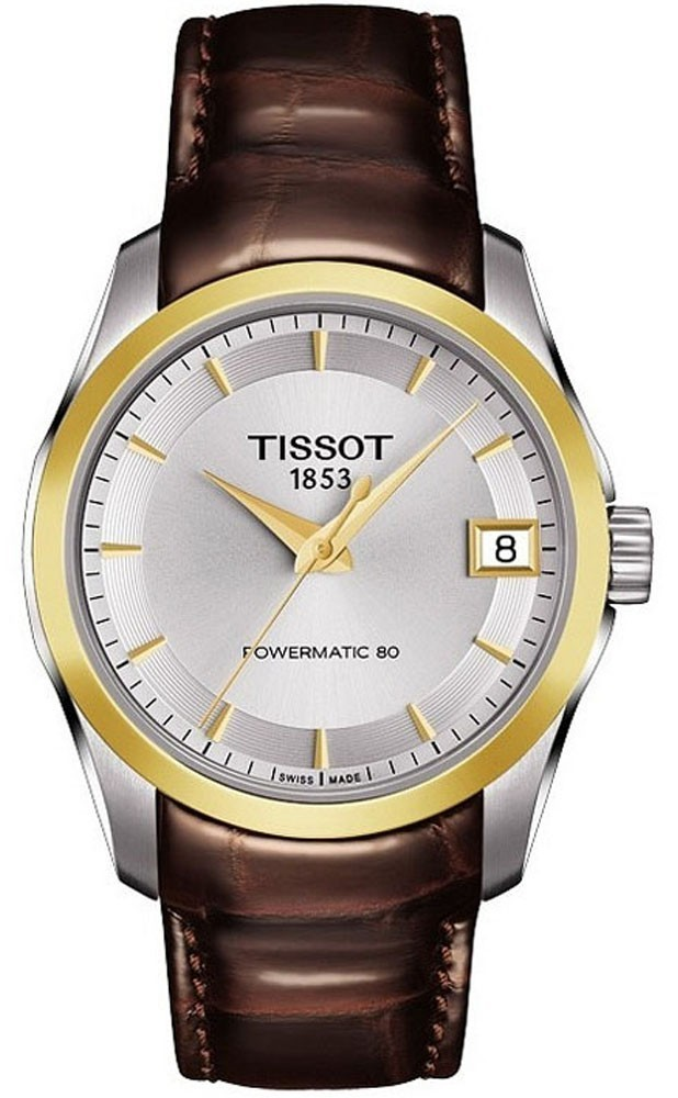 Tissot Couturier Powermatic 80 T035.207.26.031.00