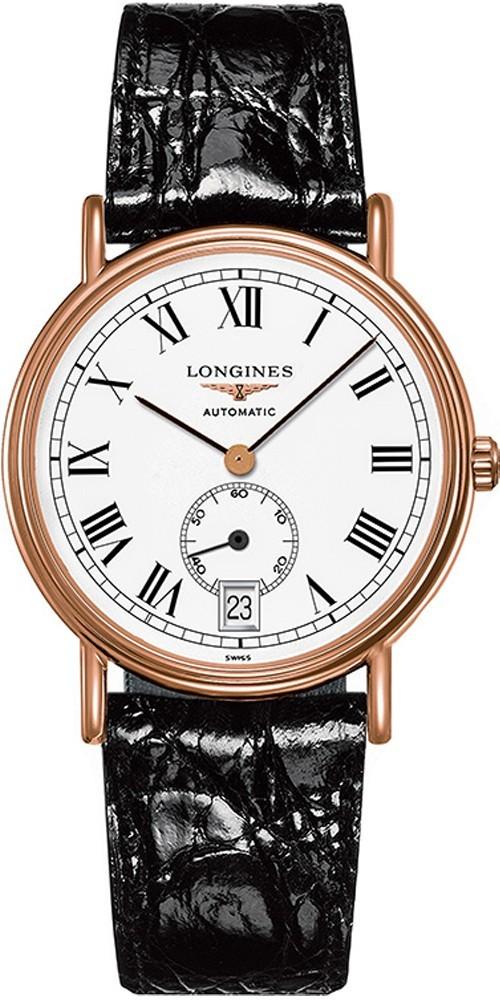 Longines Presence L4.805.1.11.2