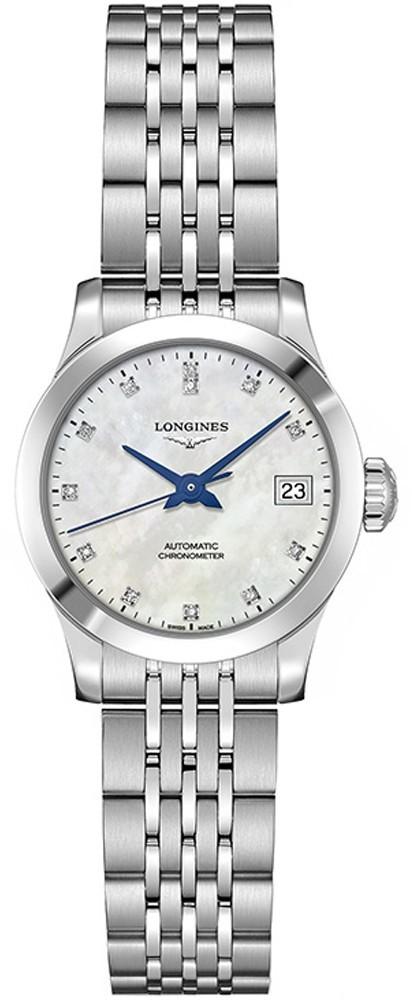 Longines Record L2.320.4.87.6