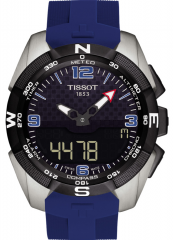 Tissot T-Touch Expert Solar Ice Hockey 2017 T091.420.47.057....