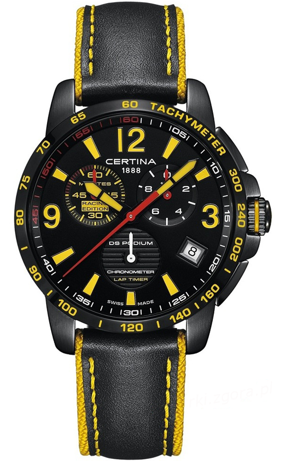 Certina DS Podium Racing Edition C034.453.36.057.10