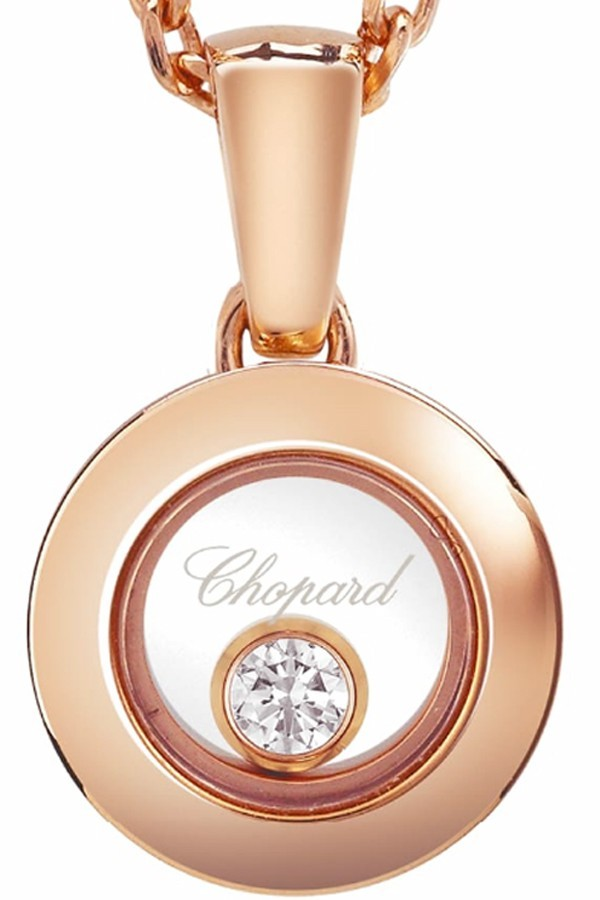 Chopard Happy Diamonds Wisiorek 79A017-5001