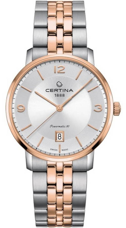 Certina DS Caimano Powermatic 80 C035.407.22.037.01