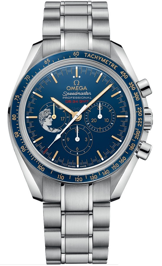 Omega Speedmaster Moonwatch 'Apollo XVII' 311.30.42.30.03.001