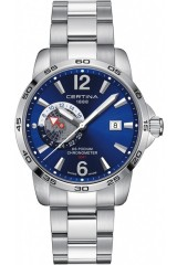Certina DS Podium GMT Precidrive C034.455.11.047.00