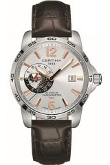 Certina DS Podium GMT Precidrive C034.455.16.037.01