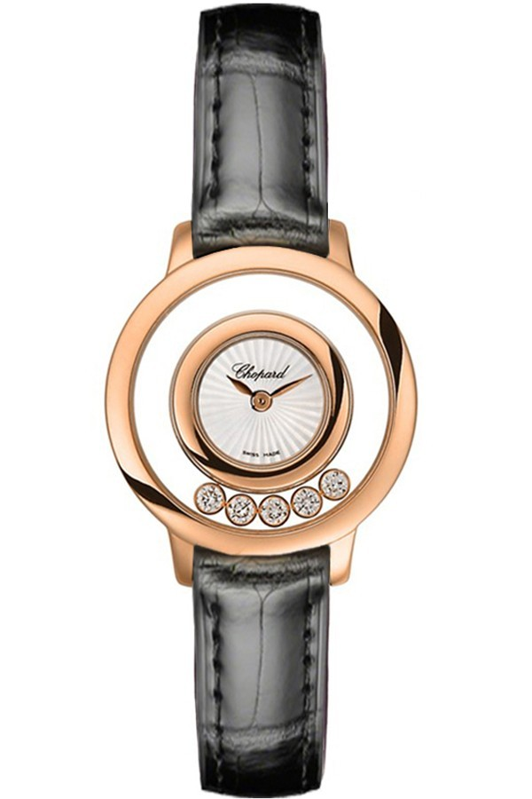a7 Chopard Happy Diamonds 209417-5001