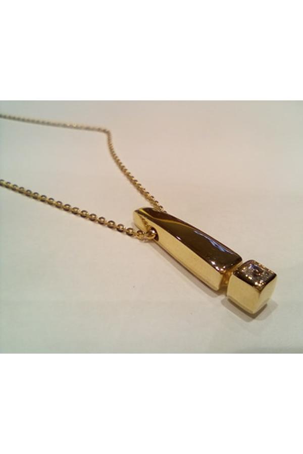 Złoty naszyjnik 2