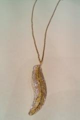 Złoty naszyjnik 5