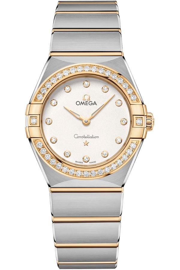 Omega Constellation Manhattan 131.25.28.60.52.002