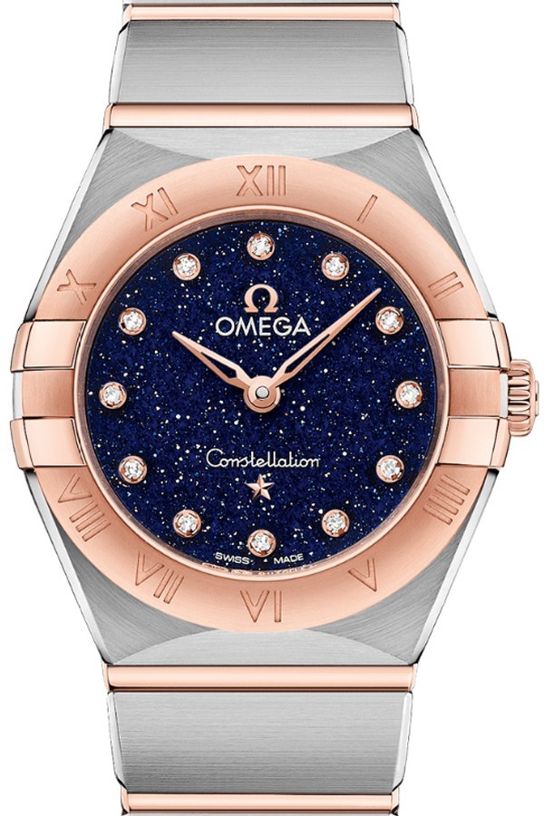 Omega Constellation Manhattan 131.20.25.60.53.002