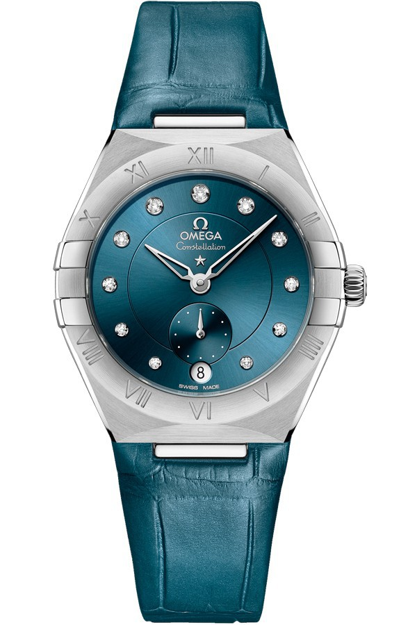 Omega Constellation Small Seconds 131.13.34.20.53.001
