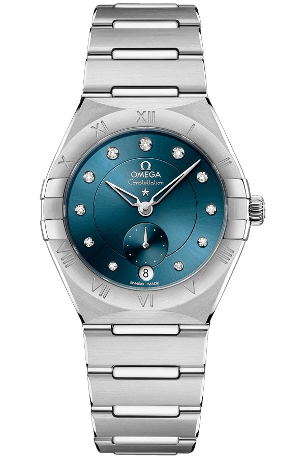 Omega Constellation Small Seconds 131.10.34.20.53.001