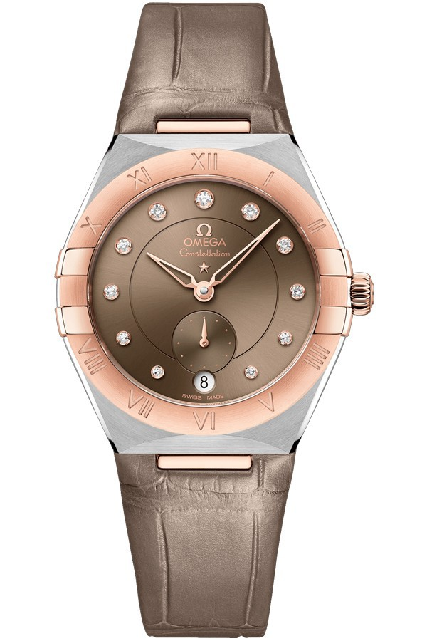 Omega Constellation Small Seconds 131.23.34.20.63.001