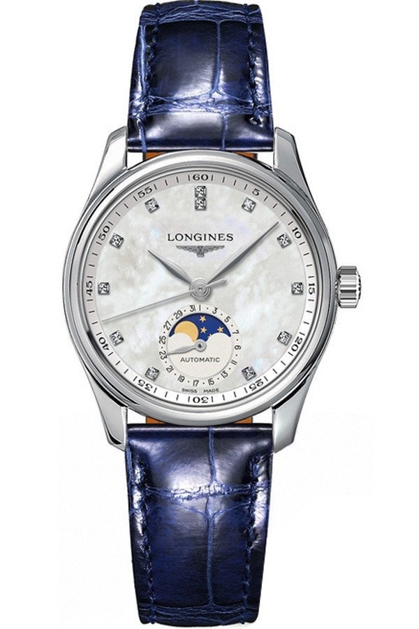 Longines Master Collection Moonphase L2.409.4.87.0