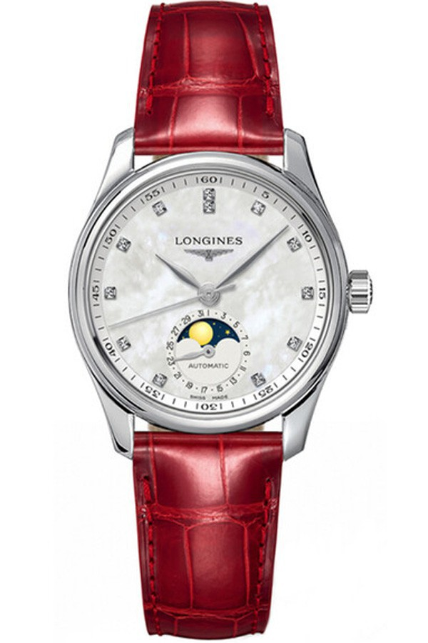 Longines Master Collection Moonphase L2.409.4.87.2