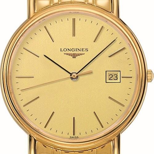Longines Presence L4.790.2.32.8