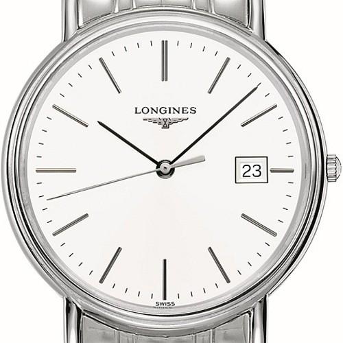 Longines Presence L4.790.4.12.6