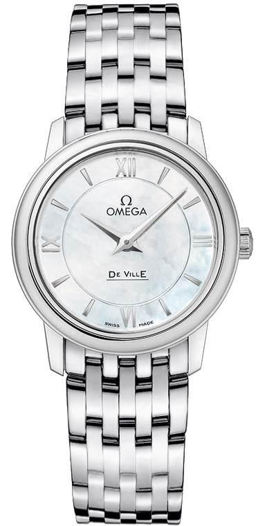 Omega De Ville 424.10.27.60.05.001