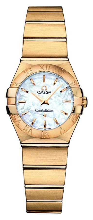 Omega Constellation 123.50.24.60.05.002