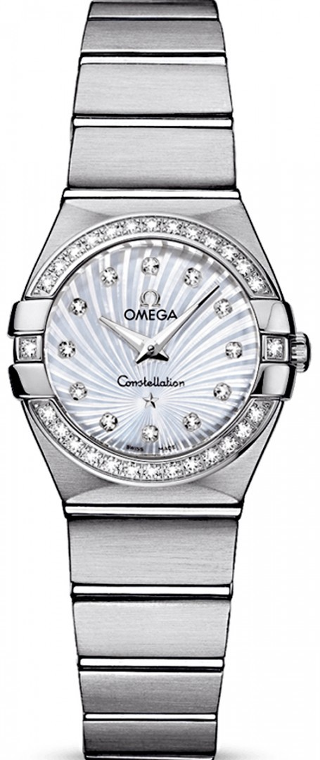 Omega Constellation 123.15.24.60.55.002