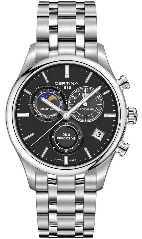 Certina DS-8 Precidrive Moonphase C033.450.11.051.00