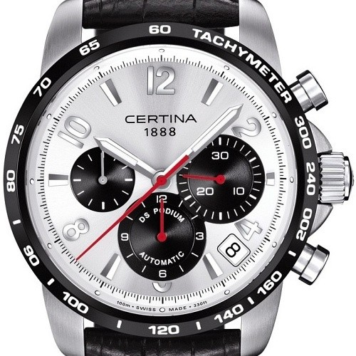 Certina DS Podium Valgranges C001.614.16.037.00