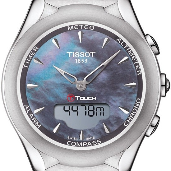 Tissot T-Touch T075.220.11.101.01