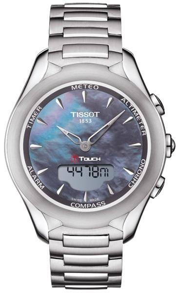 Tissot T-Touch Solar T075.220.11.101.01