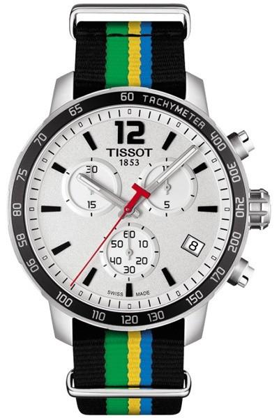 Tissot Quickster Baku T095.417.17.037.02