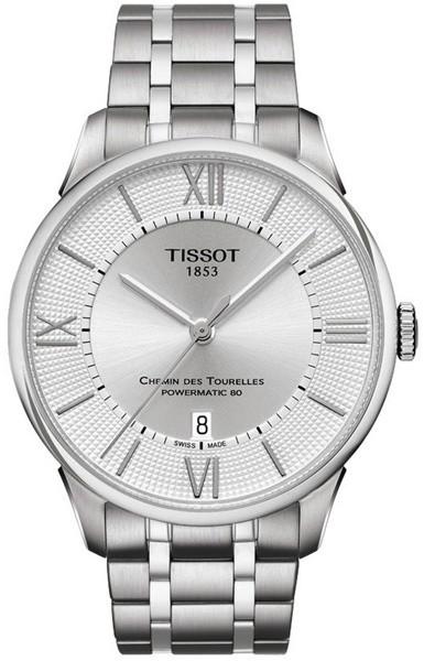Tissot Chemin Des Tourelles Powermatic 80 T099.407.11.038.00