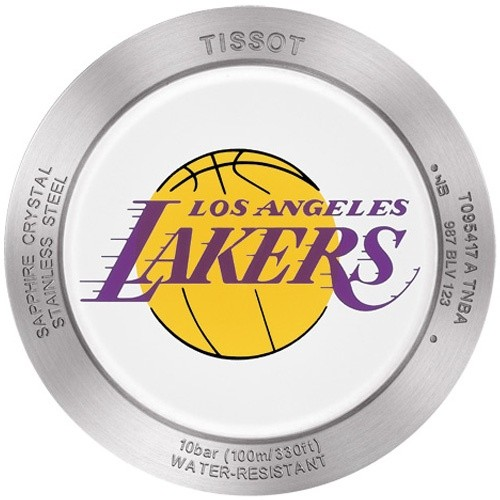 Tissot Quickster Los Angeles Lakers T095.417.17.037.05