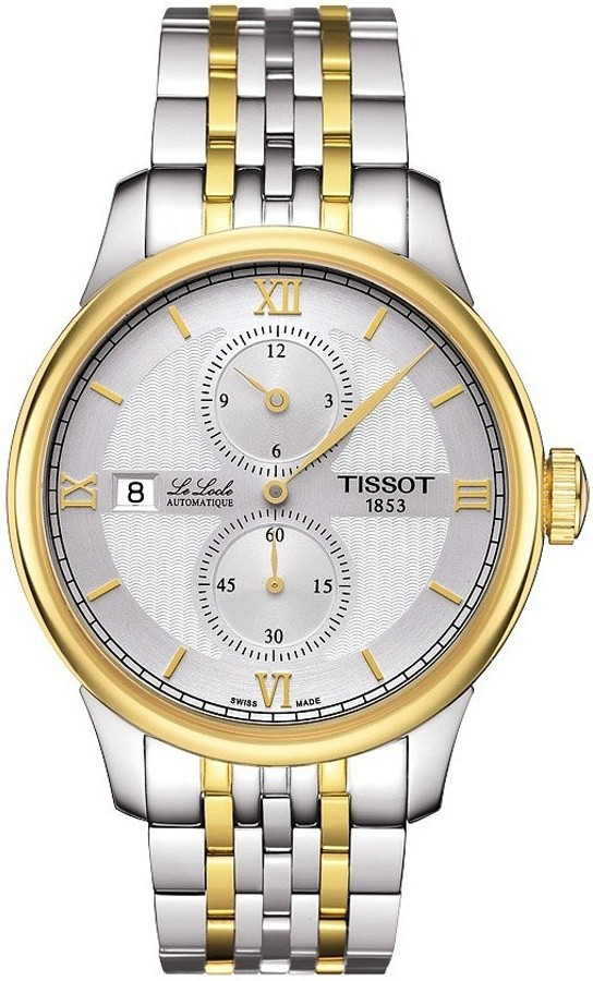 Tissot Le Locle Regulateur T006.428.22.038.02