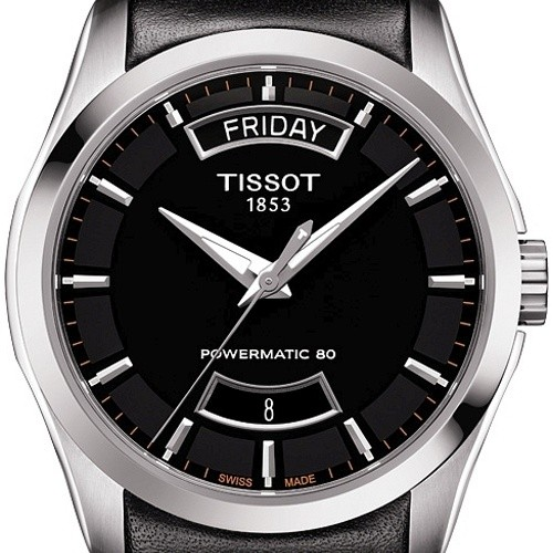 Tissot Couturier Powermatic 80 T035.407.16.051.03