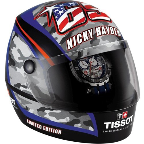 Tissot T-Race Nicky Hayden 2016 Limited T092.417.27.057.03